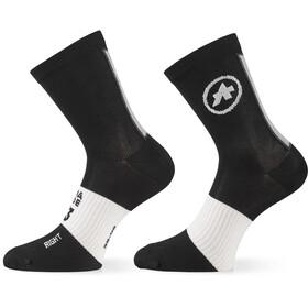 ASSOS Assosoires Socks, black series
